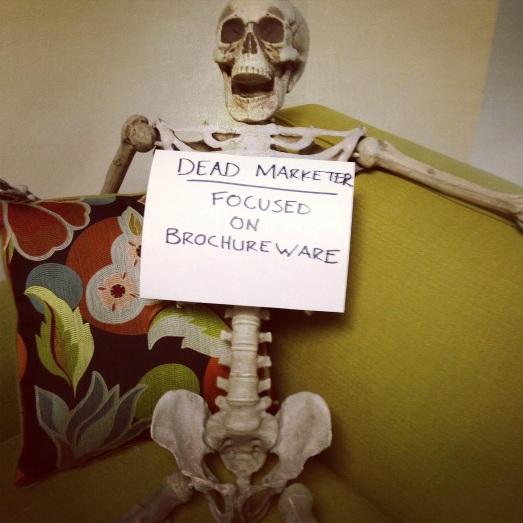 Dead+Marketer