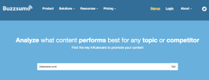 BuzzSumo-Mashable-Search